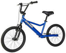 "STRIDER™ Balance Bike 20"" Sport BLUE Teens & Adults 26.5 - 32.25 Inseams"