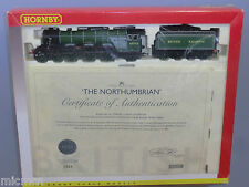 "HORNBY RAILWAYS MODEL No.R.2363M BR  A3 ""THE NORTHUNBRIAN"" TRAIN PACK  VN MIB"