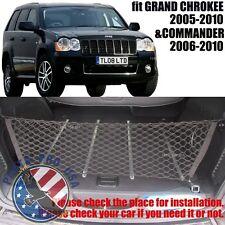 Rear Trunk Cargo Net 2005-2010 Jeep Grand Cherokee & 2006-2010 Jeep Commander