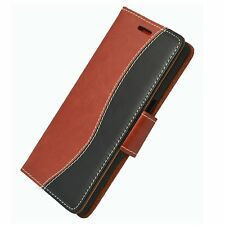 Wallet S-Line Leather Flip Case Cover Pouch Saver For OnePlus 3