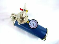 Air Compressor Filter Regulator Unit Industrial Quality 0 to 160 PSI Body Shop
