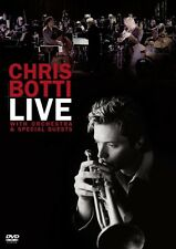 Chris Botti - Live With Orchestra and Special Guests (DVD, 2006) FACTORY SEALED