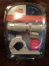 Clipsat LNB 9e and 13e On One Satellite Dish New Boxed - No DiSEqC switch