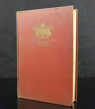 "Hardcover Antique "" Red Pepper Burns  "" by Grace S. Richmond Printed In 1915"