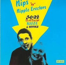 Bops, Babes, Booze and Bovver by Nipple Erectors/The Nips (CD, shane McGowan
