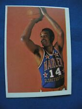 1971 Harlem Globetrotters card of Bobby Joe Mason card #44 of 84 basketball