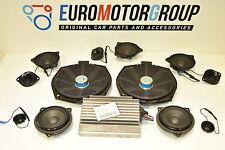 BMW F10 Original HI-FI system SoundSystem Subwoofer Verstarker Amplifier