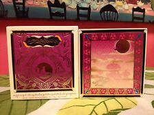 "New Disney Sephora Jasmine ""Magic Carpet Ride"" Quad Eye Shadow Eyeshadow Palette"