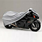 UNIVERSAL MOTORCYCLE SCOOTER MOTOR BIKE WATERPROOF OUTDOOR DUST RAIN COVER XL