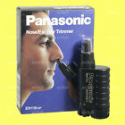 Panasonic ER-115 Nose & Ear Hair Compact Trimmer Clipper Wet/Dry Washable ER115