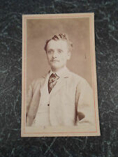 Antique Cabinet Photograph Dapper Gent ♥ SPIV ♥ ~ The London Stereoscopic Co.