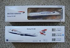 Hogan Wings 10185 British Airways Boeing 747-400 Reg #G-BYGG - 1:200 Scale