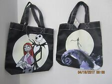 Nightmare Before Christmas Jack Skellington  Lightweight Tote Bags New Tags