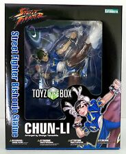"In STOCK Kotobukiya ""Chun-Li"" Street Fighter Capcom Bishoujo 1/10 PVC Statue"