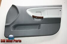BMW E36 SALOON TOURING RIGHT DOOR CARD HELLGREY 51418229068.