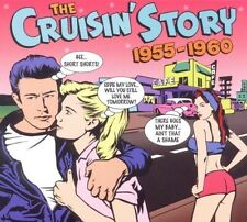 THE CRUISIN' STORY '55-'60 (EVERLY BROTHERS, ROY ORBISON, ELVIS, ...) 3 CD NEU