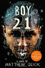 Boy21 by Matthew Quick, (Paperback), Little, Brown Books for Young Readers , New