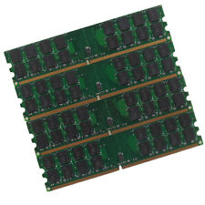 Micron chips 16GB 4X4GB DDR2 PC2-6400 800MHz Desktop Memory Dimm RAM For AMD CPU