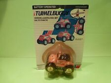 CHINA VW VOLKSWAGEN BEETLE PINK - BUGGY SALTO BATTERY - GOOD IN UNOPENED BLISTER