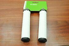 Cannondale D2 Locking Mountain Bike Handlebar Grips White