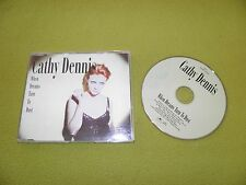 Cathy Dennis - When Dreams Turn To Dust - RARE 1997 UK Promo CD