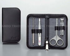 Seki Edge Grooming Kit G3105 4 pieces travel set by Green Bell (Takumi no waza)