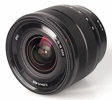 Sony SEL 10-18mm NEX E-mount Wide-Angle Camera Lens SEL1018 CON