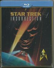 Star Trek. L'insurrezione (1998) s.e. Blu Ray metal box