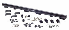 Raceworks RACING PARTS FUEL RAIL FIT HOLDEN VL TURBO RB30T BLACK ALY-012