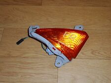KAWASAKI ZX6R 636 C1H OEM FRONT RIGHT FAIRING INDICATOR TURN SIGNAL 2005-2006