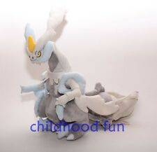 Pokemon B&W Plush Toys No.646 White Kyurem 15inch Brand New Dolls