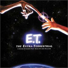 NEW CD E.T. The Extra-Terrestrial Original Motion Picture Soundtrack John Willia