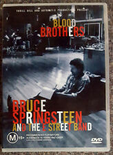 Bruce Springsteen & The E Street Band - Blood Brothers (DVD) LIKE NEW (Region 4)