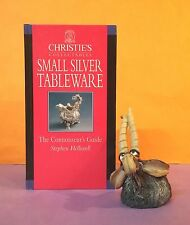 S Helliwell: Christie's Collectables: Small Silver Tableware/antiques/reference
