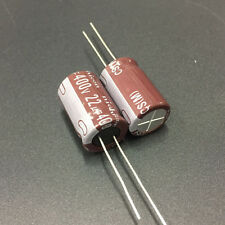 20pcs 22uF 400V Nichicon CS 12.5x20mm 400V22uF High ripple current Capacitor