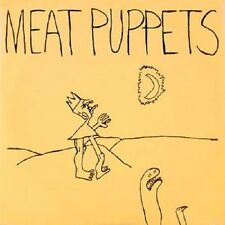 Meat Puppets - In a Car - 1985 SST NEW 3 Inch CD