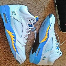 NIKE LANEY JORDAN 5 Retro Exclusivo Clásico AIR edición 9.5 Reino Unido