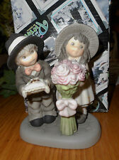 Pretty As A Picture Bearing The Blossoms Of Love Flower Girl Ring Bearer 786098