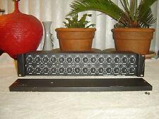 White 4500, 8647 Crossover Transformer, 28 Band Equalizer, Eq, Vintage Rack