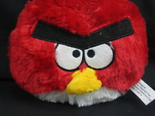 RED ANGRY BIRDS MINI PILLOW CHRISTMAS ORNAMENT SOFT PLUSH STUFFED ANIMAL TOY