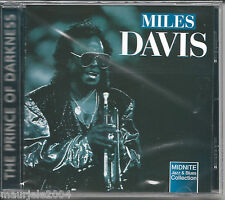 Miles Davis. The Prince of Darkness (2000) CD NUOVO Night in Tunisia. Lady Bird