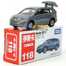 TOMICA #118 HONDA CR-V 1/66 TOMY DIECAST CAR 2012 AUGUST NEW MODEL