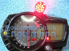 Schaltblitz Shift Light Suzuki 600 750 1000 K 5 6 7 8 9