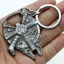 Replica Star Wars The Spaceship Millennium Falcon ALLOY Bottle Opener+ Key Chain