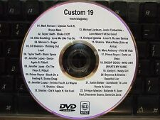 CUSTOM MIX VOL 19 MUSIC VIDEO DVD BRUNO MARS JLO SHAKIRA PRINCE ROYCE SNOOP DOGG