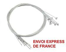 5 x  cable 1m75  Câble Corde  de Frein Avant Arrière pour Vélo Route VTT bmx