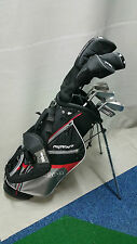 WILSON 2016 PROSTAFF HDX -  MEN'S GOLF PACKAGE, RIGHT HAND, MEN'S FLEX - BOXED