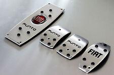Pedaliera Sportiva Fiat Grande Punto - Punto Evo Silver