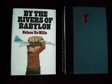 Nelson DeMILLE - BY THE RIVERS OF BABYLON - 2nd printing (file photo)