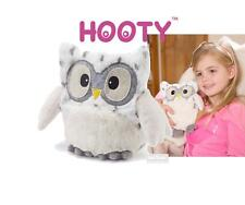 NEW Hooty Owl Fully Microwavable Plush Lavender Scented Soft Toy SNOWY Owl